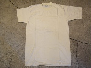 USED Town craft Solid T-shirt L 70s vintage made in USA T0279