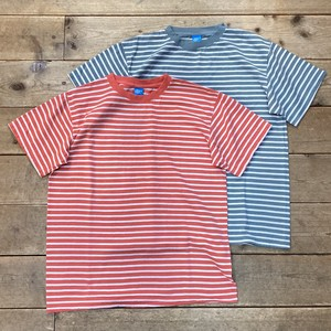 Good On / S/S Border Tee
