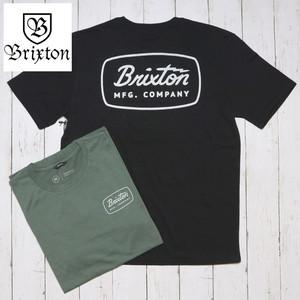 [メール便対応] BRIXTON ブリクストン JOLT S/S PREMIUM TEE 06433