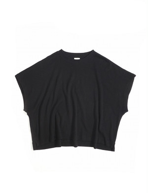 Cotton Silk Rib S/S P/O