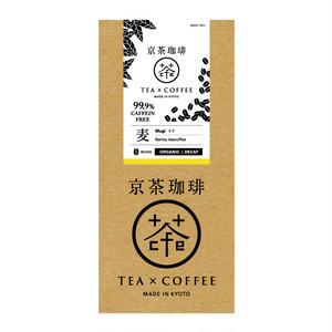 【京茶珈琲】有機麦(むぎ)/箱/100g