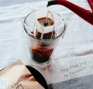 自家焙煎コーヒー・中深炒り・ドリップバック(10g×5包)※準備中