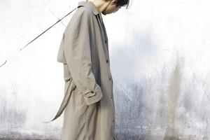 """""""NEWPORT HARBOR"""" Long Bal-Collar Coat"""