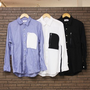LiSS《 夏シャツ☆pocketable shirts 》3色