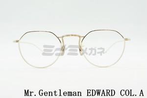 【正規取扱店】Mr.Gentleman(ミスタージェントルマン) EDWARD COL.A