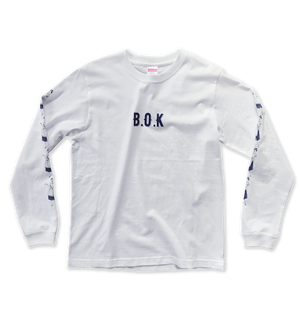 B.O.K Long sleeve T-shirt