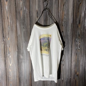 [THE NORTH FACE]mountain picture T shirt