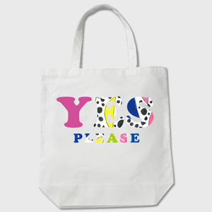 TOTE BAG「YES PLEASE」