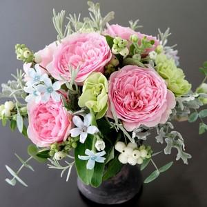 ピンクの花3500円
