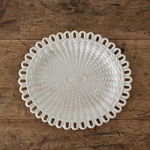 Panier Oval plate