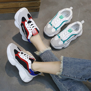 【sneakers】New Korean style breathable student casual running sneakers