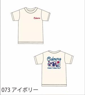 【期間限定/受注生産】アイボリー/エンタメジャズカラフルTEEシャツ