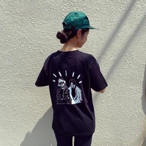 「Yes」Tシャツ(Black)