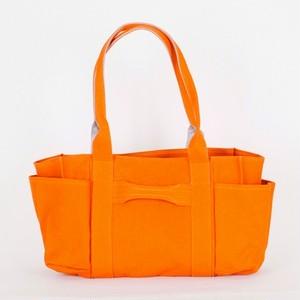 ライフスタイルブランド 帆布ショルダーバッグ Star Ferry パーシモンオレンジ