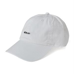 ELEVEN CAP / WHT