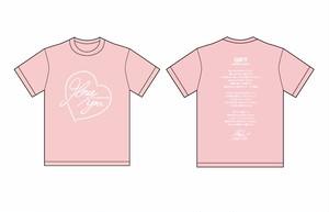 (ライトピンク)強力翔2018年Tシャツ