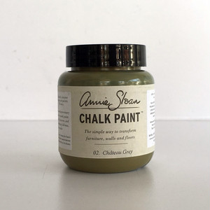 anniesloanチョークペイント  ◆シャトーグレー Chateau Grey[2] 【100ml】