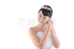 【0178】ポーズを取る花嫁