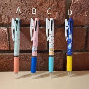 ミッフィー 3色ノックボールペン