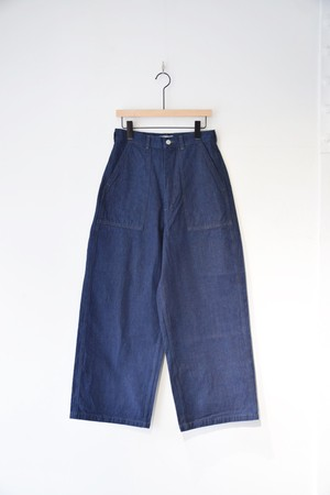 【ORDINARY FITS】PIPE BAKER PANTS one wash/OF-P018OW