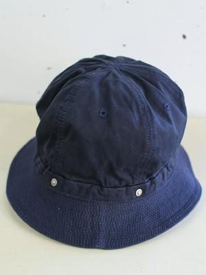 DECHO (デコー) KOME HAT 【STANDARD D-04】 -NAVY- チノ コメハット