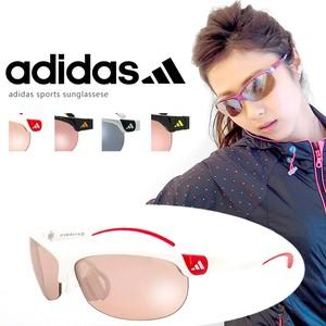 アディダス レディース サングラス adidas スポーツサングラス a171 6052 6056 6059 6077 6078 6079 ゴルフ テニス ランニング 自転車
