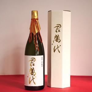 大吟醸酒 1.8ℓ