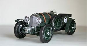 Bentley 4.5L Blower  1:20