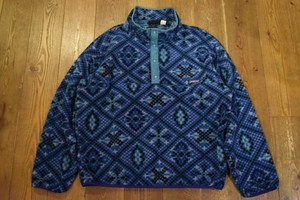 USED 90s patagonia Synchilla Snap-T -Large