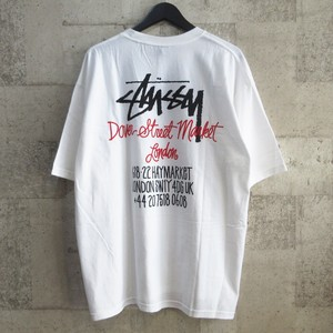 STUSSY DSM London Tee ※DSM London限定モデル