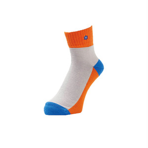 WHIMSY - VERSE SOCKS (Orange)