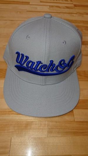 Watch&C キャップ(グレー)