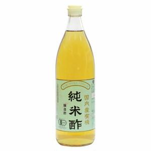 有機純米酢(マルシマ)