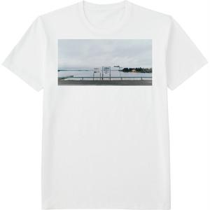 97.Finland100 Tシャツ / 休憩地