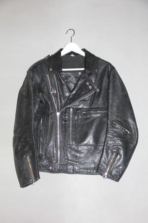 70's Double Truck Leather Riders