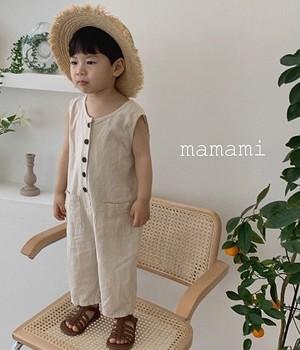 《韓国子供服》ロンパース
