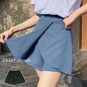 【即納】キュロット スカート ショーパン fa2185