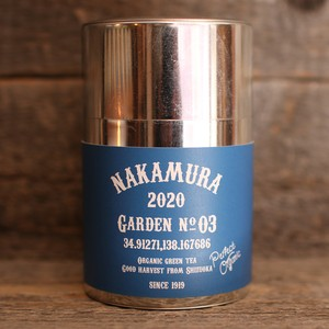 """03_GARDEN NO.03 with canister""""2020EDITION"""""""
