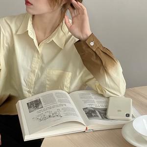 グラデーションロングシャツ RD8172