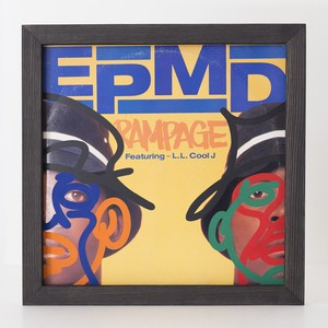 EPMD featuring LL Cool J - Rampage