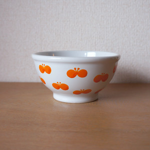 butterfly bowl ( orange )