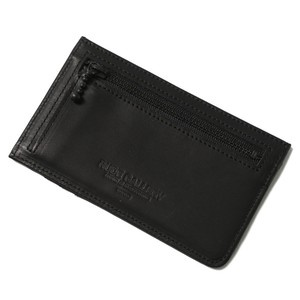 RUDE PASS CARD CASE (BLACK/BLACK) / RUDE GALLERY