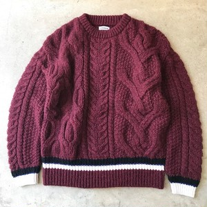 SUPER BIG ARAN P/O BORDEAUX