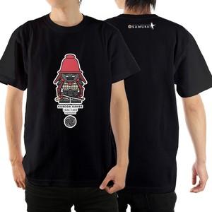 Tシャツ(黒田官兵衛) カラー:ブラック