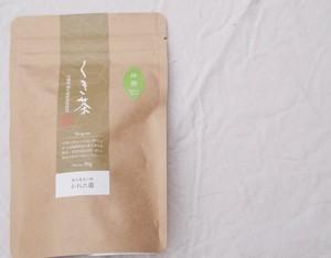 緑撰 くき茶