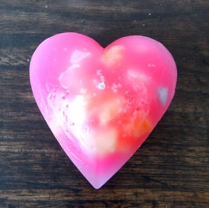ALTER EGO Candle Heart