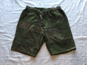 Nasngwam=ナスングワム『SKELTER SHORTS』 #ARMY #SizeL