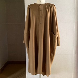 O project OVERSIZED TUNIC HAZEL