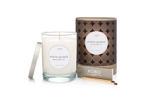 KOBO KYOTO QUINCE CANDLE