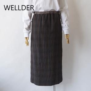 WELLDER/ウェルダー・Drawstring Skirt